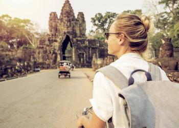 Spannende Entdeckungen in den Tempelanlagen von Angkor in Kambodscha