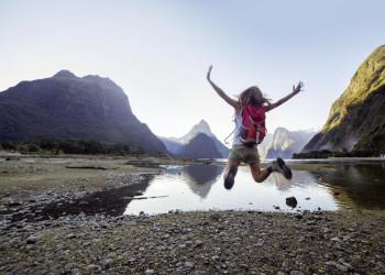 Outdoor-Country am südlichen Rand unseres Globus: Neuseeland