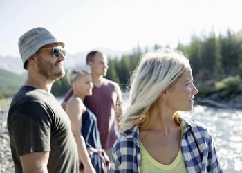 In der Gruppe Norwegen erleben - mit viel Action in der Natur
