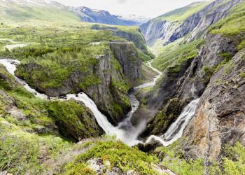 In Südnorwegen über den Fjell von Fjord zu Fjord