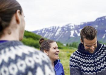 Gemeinsam erleben wir auf Island echte Outdoor-Abenteuer