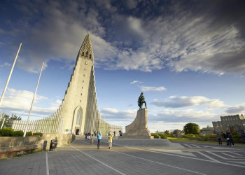 Ein Muss zum Auftakt: die Hauptstadt Reykjavik