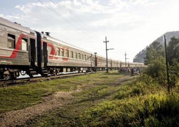 Unterwegs mit der Transsibirischen Eisenbahn durch die Weiten Russlands
