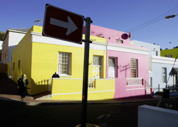 Kunterbunt und multikulti: unterwegs in Kapstadt