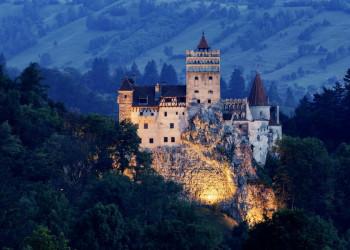 Das sagenumwobene Schloss Bran in Rumänien