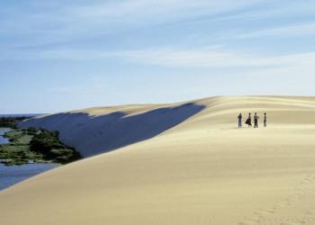 Sanddüne an der Kurischen Nehrung