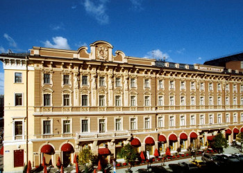 Grand Hotel Europe***** in St. Petersburg