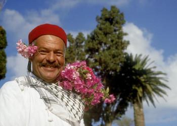 Wer in Sidi Bou Said lebt, muss einfach strahlen