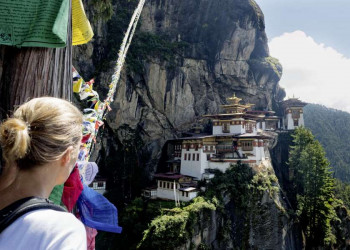 Das Tigernestkloster Taktsang-Lhakhang