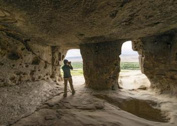 Die Höhlenstadt Uplisziche