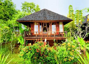 Villa Inle Resort (Luxus) am Inlesee