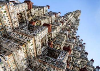Der Tempel Wat Arun in Bangkok