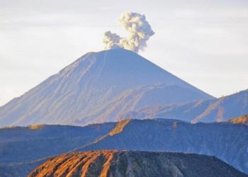 Der Mount Bromo auf Java