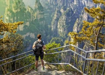 Spektakulär - der Zhangjiajie-Nationalpark in China