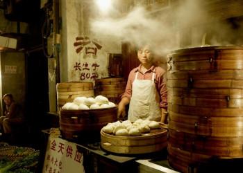Die nächste Garküche ist in China nie weit