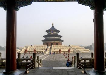 Der Himmelstempel in Beijing