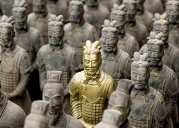 Die Terrakotta-Armee in Xian