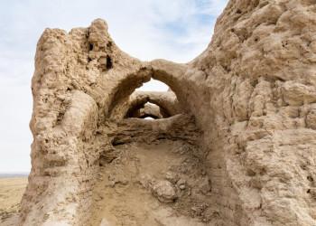 Die Ruinenstadt Ayaz Kala (optionaler Ausflug)