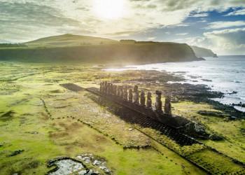Die geheimnisvollen Moai auf der Osterinsel