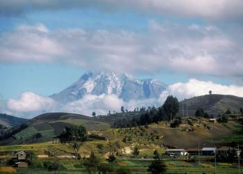 Der Chimborazo - der höchste Berg Ecuadors