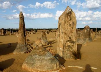 Die Pinnacles im Nambung-Nationalpark