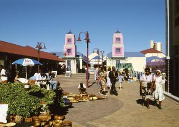 Windhuk in Namibia
