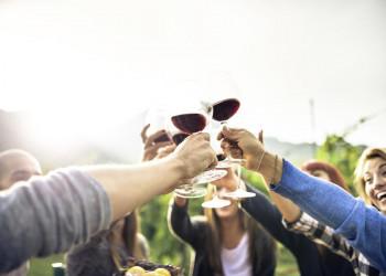 Sizilianischer Rotwein