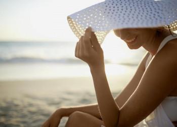 Freier Tag, vielleicht am Strand?