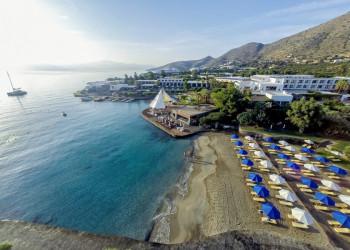 Das luxuriöse Strandhotel Elounda Bay Palace auf Kreta
