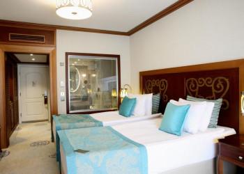 Zimmer im Fünfsternehotel The Colony im nordzypriotischen Kyrenia