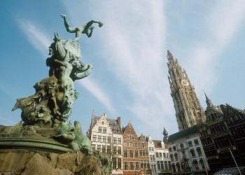 Marktplatz Antwerpen