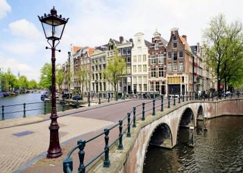 Die Keizersgracht in Amsterdam