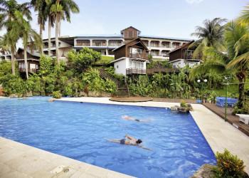 Hotel Villa Caribe in Livingston, Guatemala