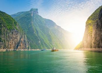 Der Yangzi in China