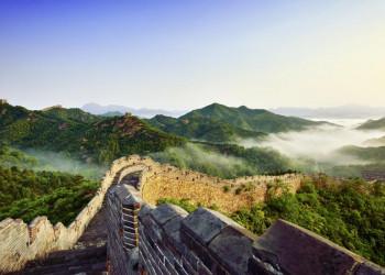Die Große Mauer in China