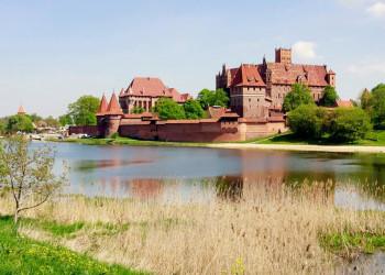 Polens majestätische Marienburg