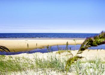 An Lettlands Ostseeküste