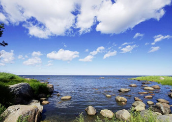 Ostseestrand im Lahemaa-Nationalpark