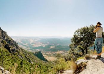 Aussichtsreiche Wanderung in der Sierra de Grazalema, Andalusien