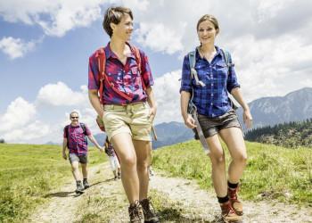 Gute Stimmung - Wanderfreuden