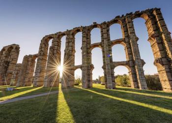 Antike Denkmäler in Mérida, Extremadura