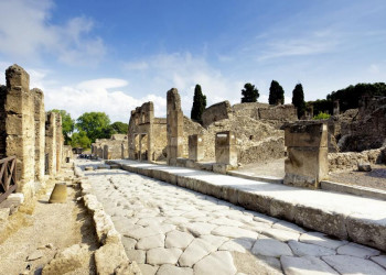 Die Ausgrabungen von Pompeji (UNESCO-Welterbe)