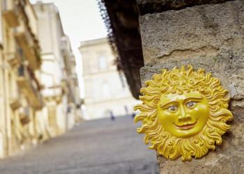 Auf Sizilien scheint immer die Sonne!