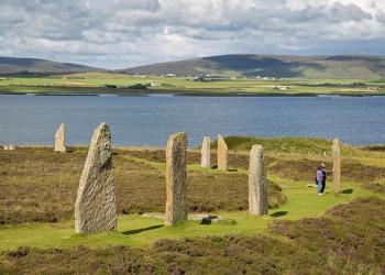 Ring of Brodgar auf Orkney