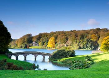 Stourhead - ein Bild von einem Landschaftsgarten