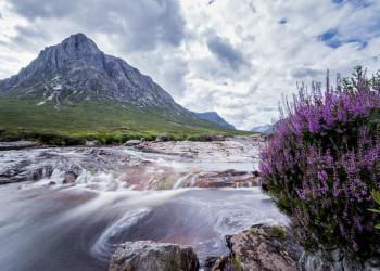 In den schottischen Highlands