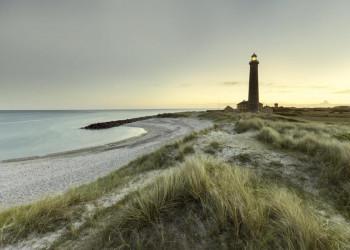 Leuchtturm in Skandinavien