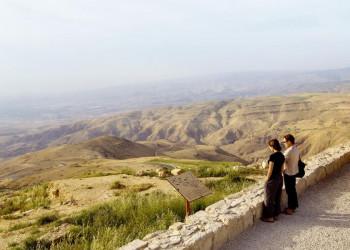 Blick ins Jordantal