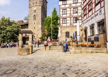 Nürnberg am Tiergärtnertor