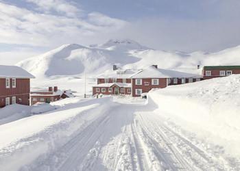 Unsere urgemütliche Unterkunft in den Bergen Norwegens: das Bygdin Höyfjellshotel